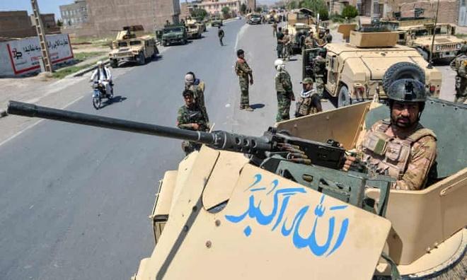 Taliban ap dao Afghanistan anh 1
