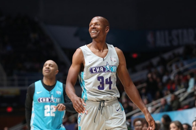 Ray Allen co bung 6 mui anh 5
