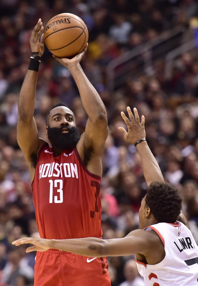 James Harden roi Houston Rockets anh 1