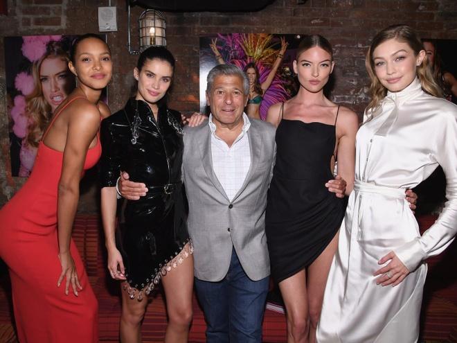 Het huy show 2019, Victoria's Secret lai mat di giam doc dieu hanh hinh anh 1