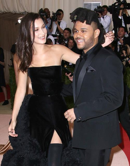 Truoc chia tay, Bella Hadid va The Weeknd thuong mac gi ben nhau? hinh anh 4