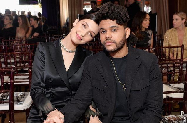 Truoc chia tay, Bella Hadid va The Weeknd thuong mac gi ben nhau? hinh anh 1