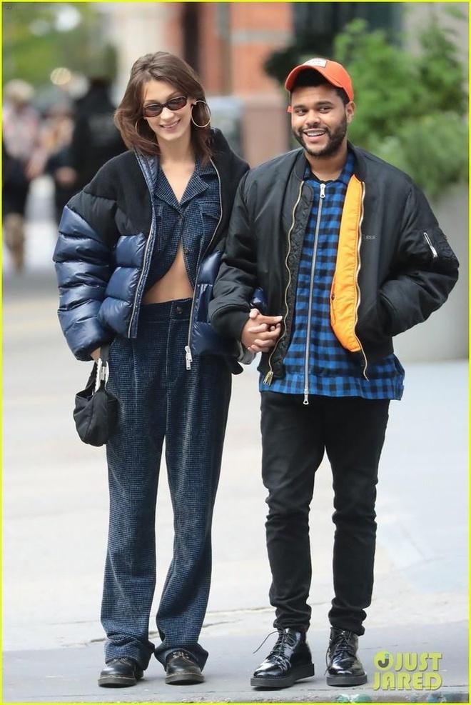 Truoc chia tay, Bella Hadid va The Weeknd thuong mac gi ben nhau? hinh anh 6