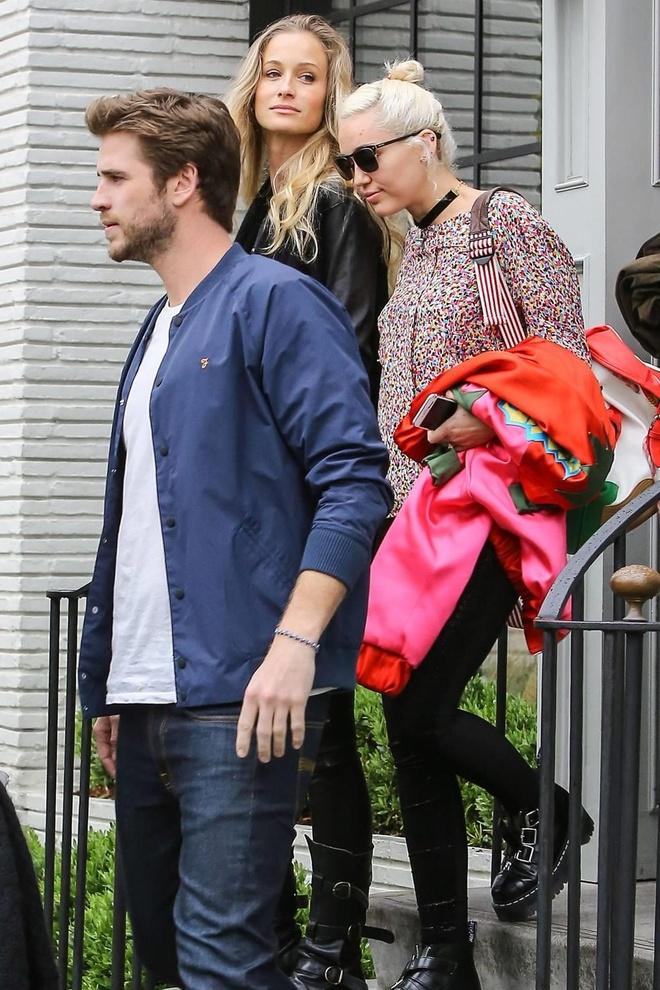 thoi trang cua Miley Cyrus va Liam Hemsworth anh 9