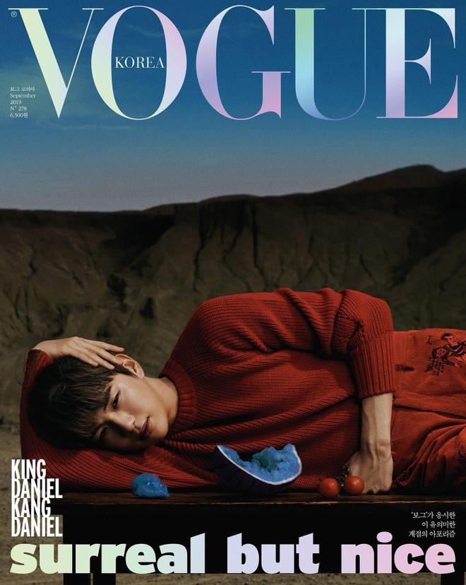 Kang Daniel xuat hien tren tap chi Vogue anh 2
