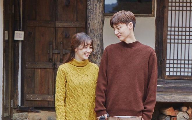 Goo Hye Sun - Ahn Jae Hyun tinh tu tren song truyen hinh hinh anh
