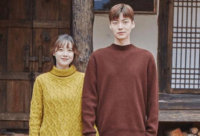 Thoi con ngon tinh, Goo Hye Sun - Ahn Jae Hyun hiem khi mac do doi hinh anh 3