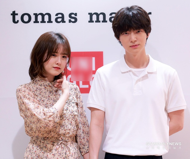 Thoi con ngon tinh, Goo Hye Sun - Ahn Jae Hyun hiem khi mac do doi hinh anh 5