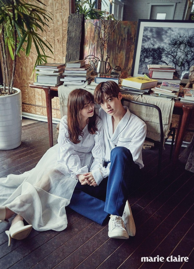 Thoi con ngon tinh, Goo Hye Sun - Ahn Jae Hyun hiem khi mac do doi hinh anh 6