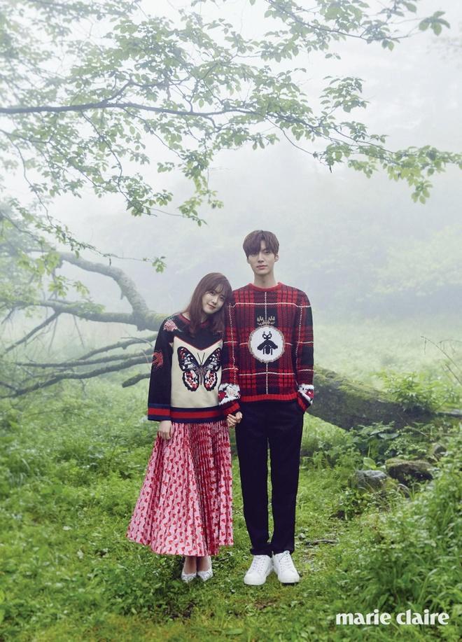Thoi con ngon tinh, Goo Hye Sun - Ahn Jae Hyun hiem khi mac do doi hinh anh 7