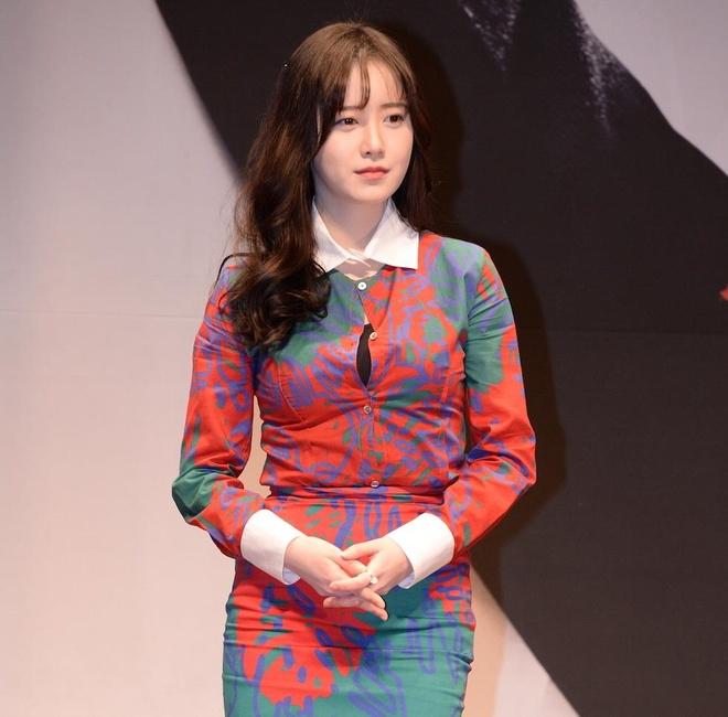Loi thoi trang cua Goo Hye Sun anh 3
