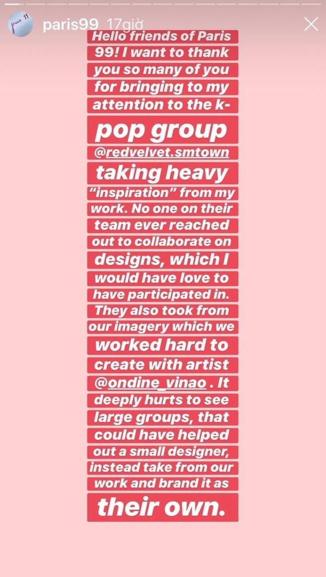 Sau 17 gio ra MV moi, Red Velvet da bi to dien do dao nhai hinh anh 1