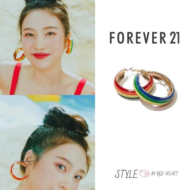 Red Velvet chuyen bi stylist cho mac do re tien gia vai tram nghin hinh anh 4
