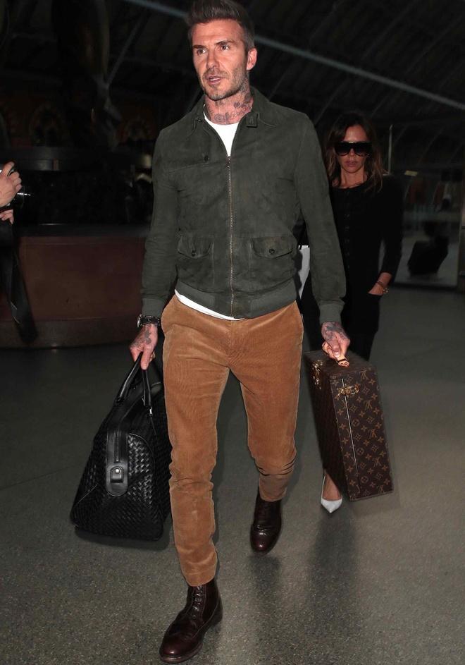 David Beckham, Travis Scott lot danh sach sao nam mac dep nhat tuan hinh anh 2