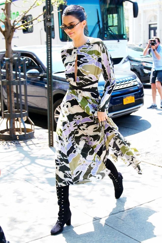 Kendall Jenner da thay doi phong cach the nao sau khi noi tieng? hinh anh 11