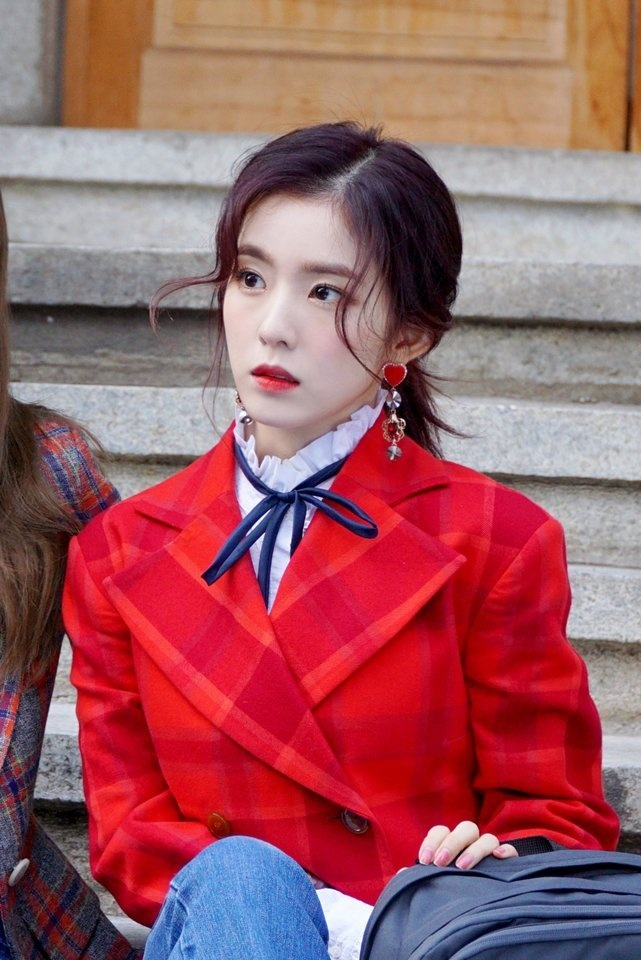 My nhan Red Velvet nhuom toc mau toc nao cung duoc khen xinh hinh anh 9