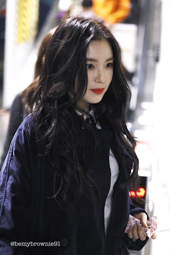 My nhan Red Velvet nhuom toc mau toc nao cung duoc khen xinh hinh anh 14