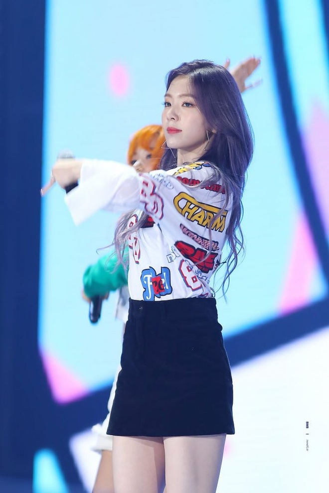 My nhan Red Velvet nhuom toc mau toc nao cung duoc khen xinh hinh anh 12