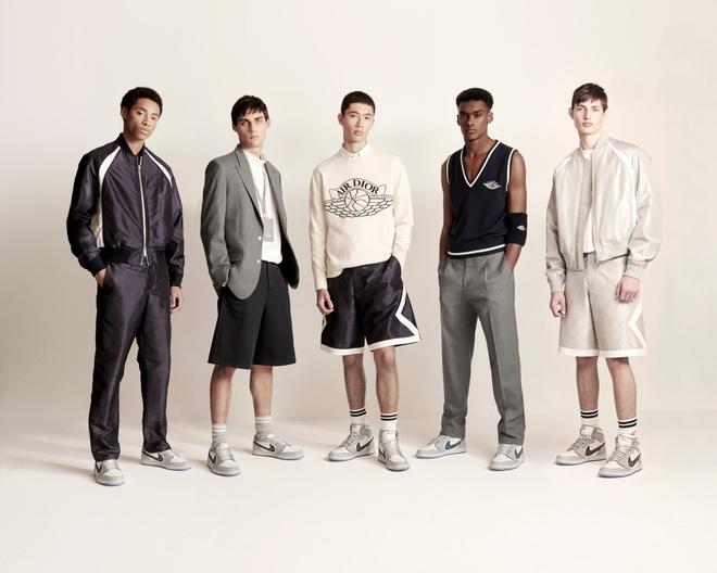 Dior Air Jordan 1 anh 2