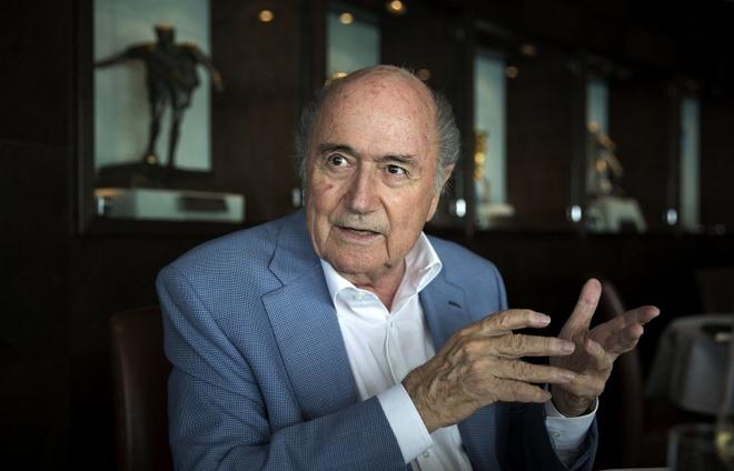 Sepp Blatter: 'Nuoc Anh la ke that bai tham hai' hinh anh