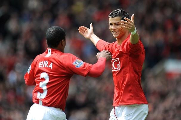 Ronaldo yeu MU va tho o truoc moi loi moi chao hap dan hinh anh 1