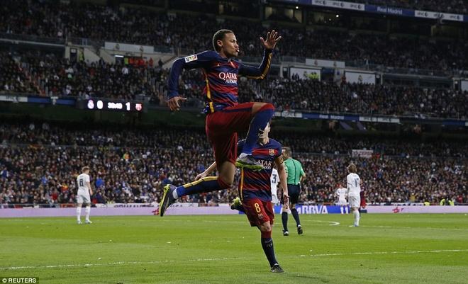 Tinh than doan ket cua Barca va man tu sat cua Real Madrid hinh anh 3
