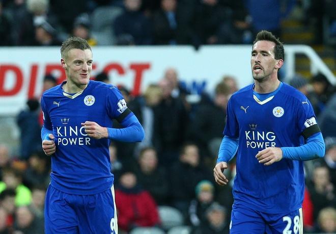 Giai ma thanh cong cua 'ngua o' Leicester City hinh anh 1