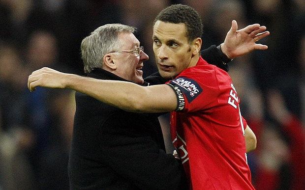 'MU duoi thoi Sir Alex Ferguson toan quai vat' hinh anh 1