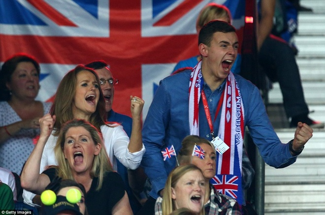 Andy Murray giup DT tennis Anh vo dich Davis Cup hinh anh 4