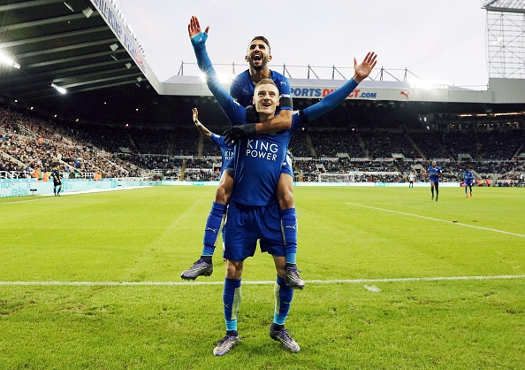 Leicester dang choi bong voi tam the cua ung vien vo dich hinh anh 2