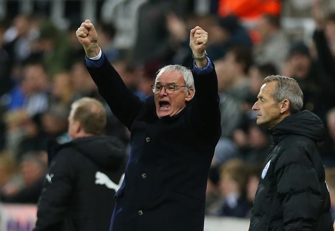 Claudio Ranieri xay dung Leicester City thanh mot gia dinh hinh anh