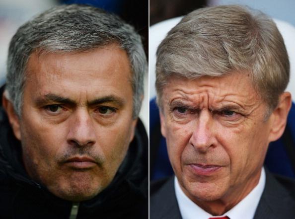 Mourinho e de, Wenger phan khich sau chien tich thoat hiem hinh anh