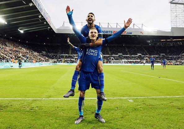 Leicester City du thoi co de mo ngoi bau Premier League hinh anh