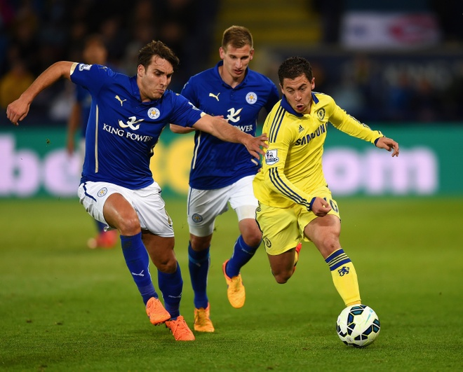 Leicester City vs Chelsea: Hai hanh trinh trai nguoc hinh anh 1