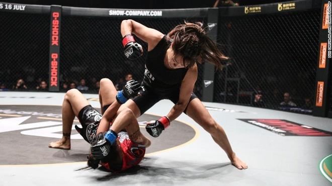 One Championship - doi thu nang ky cua UFC hinh anh