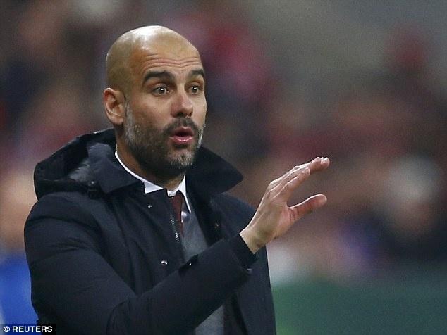 Man City, MU va Chelsea hoi hop cho tin Pep Guardiola hinh anh