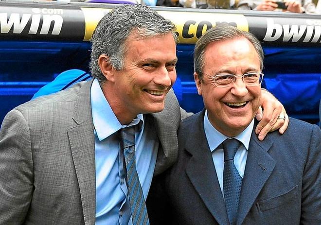 Perez tam khep canh cua ve Real cua Mourinho hinh anh 1