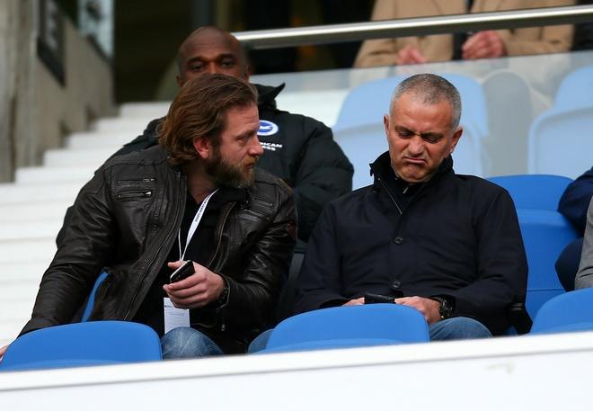 Mourinho tiet lo ke hoach tuong lai hinh anh 1