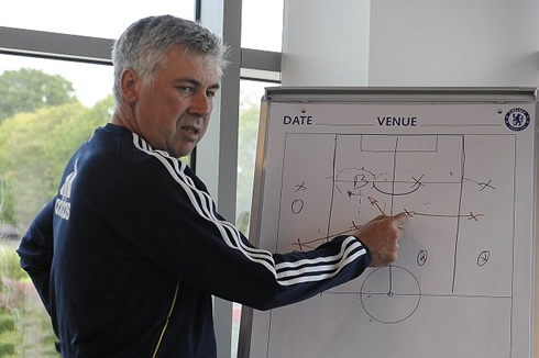 Ancelotti - Ban tay vang hua hen cua Bayern Munich hinh anh 2