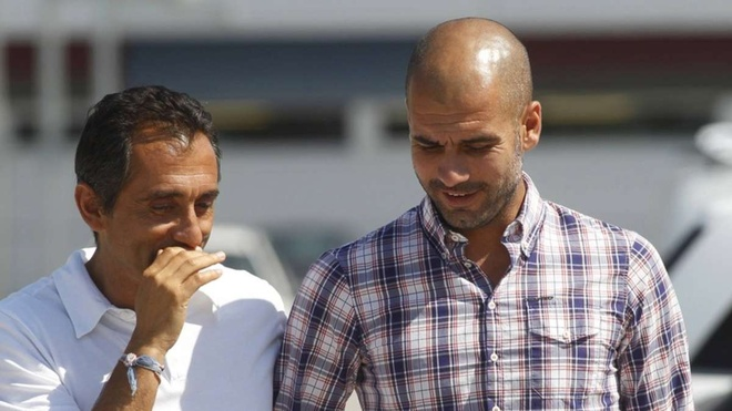 Pep Guardiola voi nhung tiet lo ve cuoc doi va su nghiep hinh anh 2