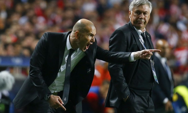 Vi tuong lai Real, Zidane khong nen nhan loi Perez luc nay hinh anh 1
