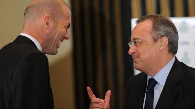 Vi tuong lai Real, Zidane khong nen nhan loi Perez luc nay hinh anh 2