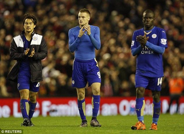 HLV Ranieri: 'Cau thu Leicester khong nen cang thang' hinh anh 1