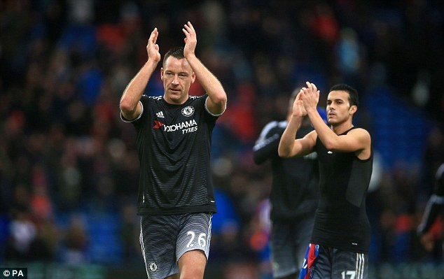 Terry: 'Chelsea da tro lai, da hay nhu mua truoc' hinh anh