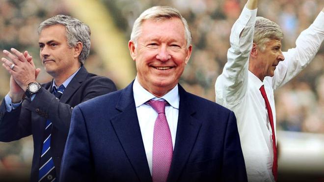 Mourinho va cac HLV tieu tien hang dau chau Au hinh anh