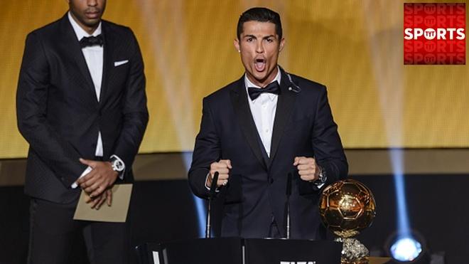 Nan nhan thoi Messi - Ronaldo hinh anh 1