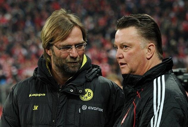 Klopp tung gop phan khien Van Gaal bi sa thai o Bayern hinh anh