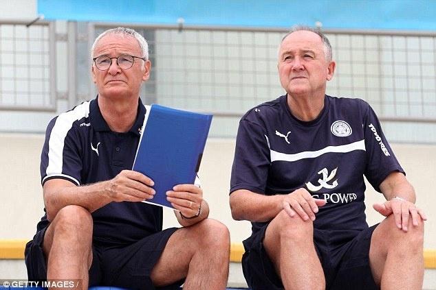 Arsenal da chon nham nguoi cua Leicester City hinh anh 1