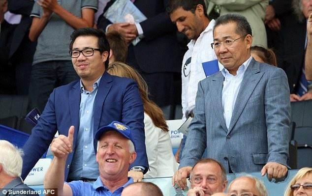 Ong chu Thai Lan khien Ranieri xuc dong va an tuong hinh anh 1