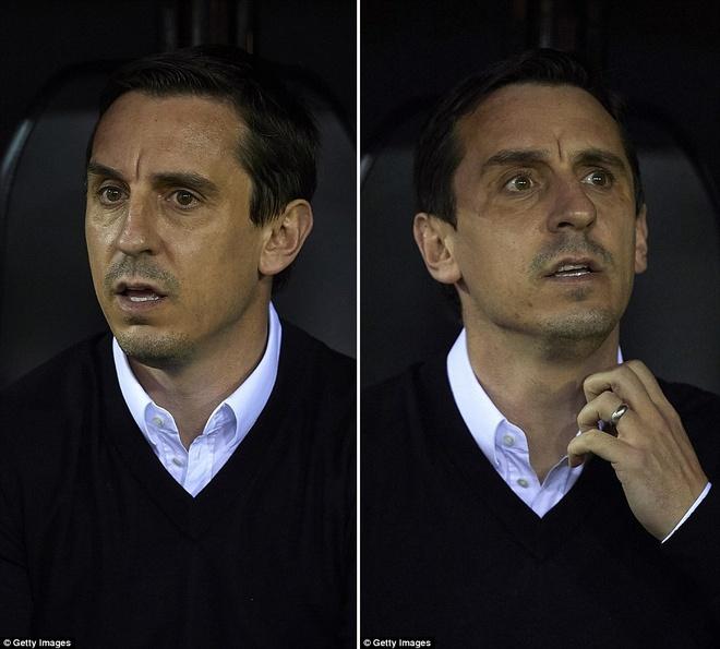 Gary Neville cung Valencia thang tran dau o La Liga hinh anh 2